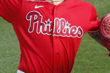 Les Phillies n'ont enregistré aucun test positif à la COVID-19)