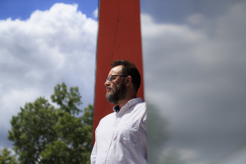 Les penseurs en vacances Mathieu Bélisle: entre ciel et terre)