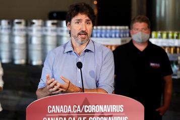 Vols régionaux abandonnés: Trudeau est «déçu», mais ne propose rien)