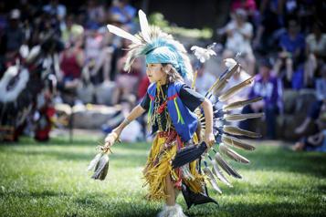 Journée nationale des peuples autochtones Renouer avecsaculture «pourrevivre»)