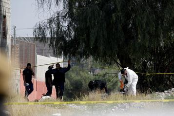 Mexique: arrestation des meurtriers présumés d'une fillette