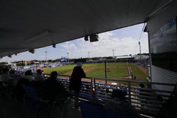 Les BlueJays amorceront leur saison en Floride)