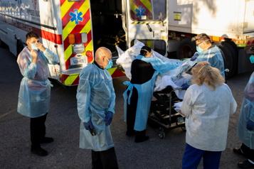 COVID-19 Les décès aux États-Unis au plus bas depuis mars2020)