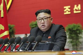 Tout est à recommencer pour Kim Jong-un avec Joe Biden)