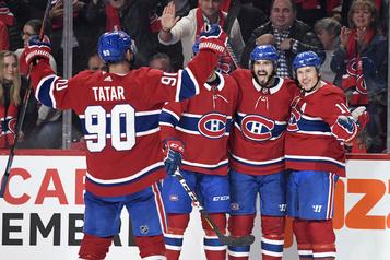 Le Canadien: l'importance d'équilibrer les trios)