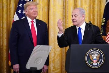 État palestinien, colonies, Jérusalem: les principaux points du plan Trump