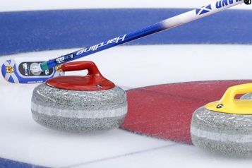 Deux cas de COVID-19 au Mondial de curling féminin)