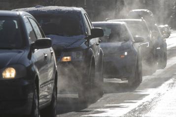 Plan d'émissions Les ventes de véhicules à émission zéro devront bondir)