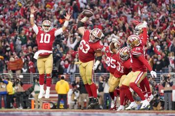 Super Bowl: pas de complexe pour l'attaque  des49ers