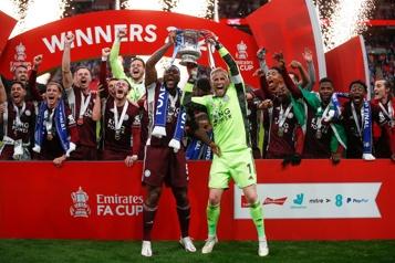 Une première Coupe d'Angleterre pour Leicester)