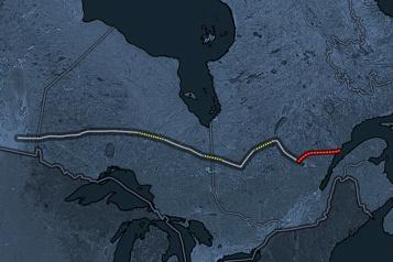 Qc Rail Le projet de route commerciale vers l'Europe avance)