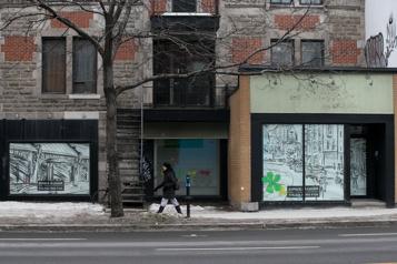 Locaux vacants à Montréal Pas de taxe spéciale, mais un contrôle plus serré )