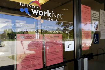 É.-U.: 1,19 million de nouveaux inscrits au chômage en une semaine)