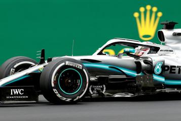 Hamilton roi des victoires en F1: et maintenant, un contrat?)