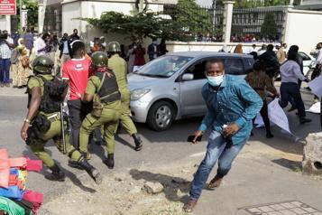 Dérive autoritaire en Tanzanie Plusieurs partisans de l'opposition arrêtés )