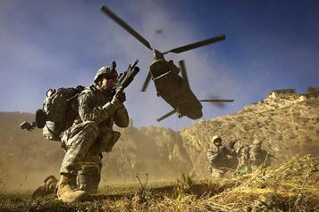 Guerre en Afghanistan: Washington a caché ses doutes sur sa capacité à gagner