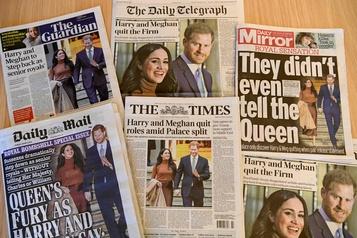 La bataille contre les médias, l'autre front de Harry et Meghan