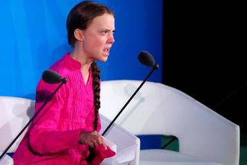 À l'ONU, l'appel de Greta Thunberg rencontre peu d'écho
