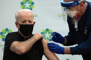 COVID-19  Une émission sur le vaccin avec Barack Obama et Joe Biden)