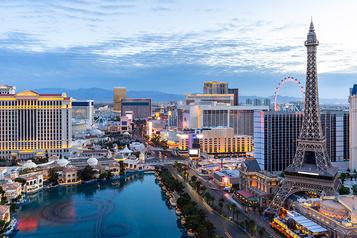 Las Vegas, mode d'emploi