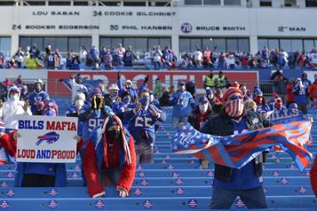 Les Bills pourront accueillir des spectateurs contre les Ravens)