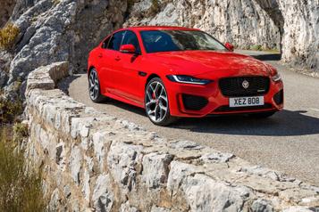 Jaguar Jaguar n'offrira plus saXE après 2020)