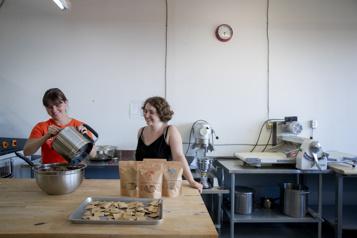 PME Innovation Des craquelins faits… de résidus de bière )