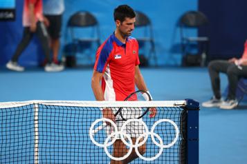 Tennis Alexander Zverev brise le rêve de Novak Djokovic)