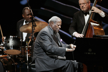Un documentaire sur le jazzman Oscar Peterson)