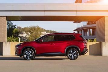 Nissan  Nissan Rogue: l'avis des propriétaires )