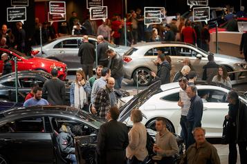 Le Salon de l'Auto de Montréal est annulé )