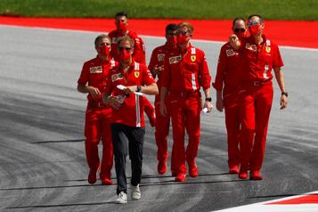 GP d'Autriche: 4000 tests réalisés, aucun cas positif)