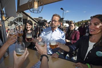 Le Bloc «lève son verre» à la campagne)
