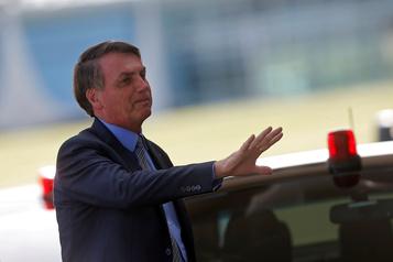 COVID-19: la polémique enfle entre le Brésil et la Chine