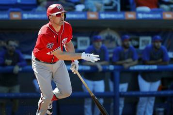 MLB Ryan Zimmerman serait de retour avec les Nationals)