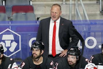 Les Rangers auraient embauché Gerard Gallant comme entraîneur-chef)