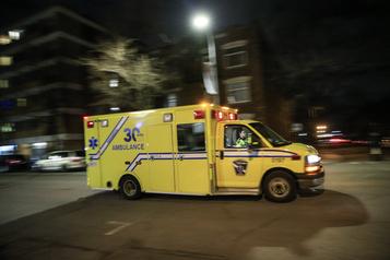 Ahuntsic Trois personnes hospitalisées après un conflit entre voisins)