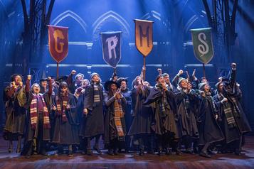 La première canadienne de la pièce Harry Potter et l'enfant maudit reporté à 2021)
