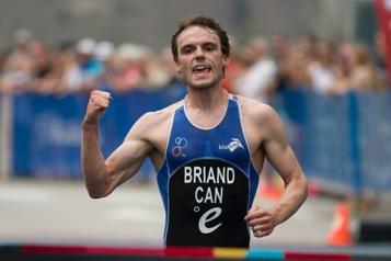 Triathlon Jérémy Briand signe le meilleur résultat de sa carrière en Coupe du monde)