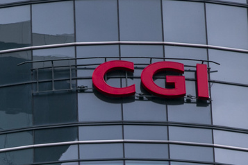 Acquisitions potentielles Ambitions de taille pour CGI)