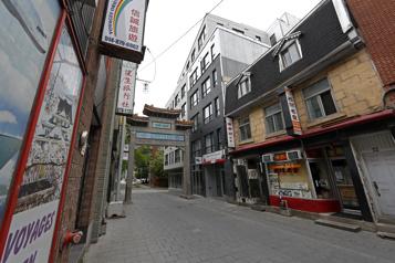 Plan de relance du Quartier chinois Un bon premier pas, selon des membres de la communauté chinoise)