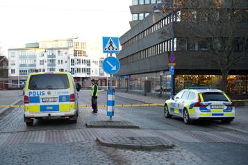 Attaque au couteau en Suède Le suspect de 22 ans est arrivé d'Afghanistan en 2018)
