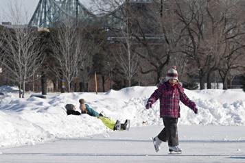 Photoreportage Relâche: la passion des patinoires)