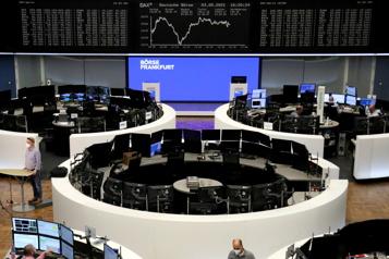Prise de profits sur les Bourses européennes)