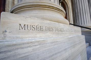Musée des beaux-arts de Montréal Je soutiens le leadership de femmes au conseil)