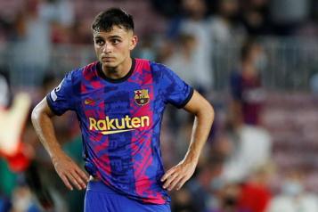 Pedri avec le FC Barcelone jusqu'en 2026