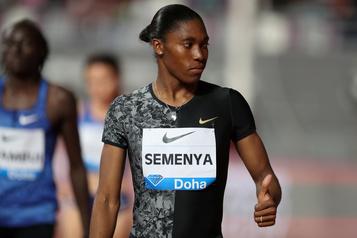 Hyperandrogénie: Semenya ne pourra concourir sans traitement hormonal)