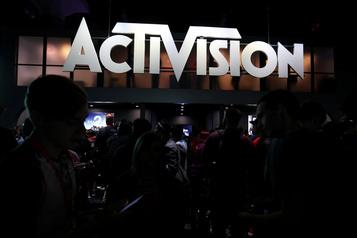Avenir radieux pour Activision Blizzard en temps de pandémie)