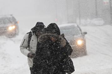 De fortes chutes de neige à venir au Québec