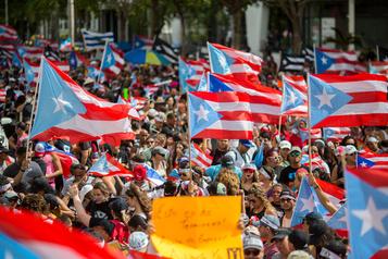 Porto Rico en liesse après la démission du gouverneur
